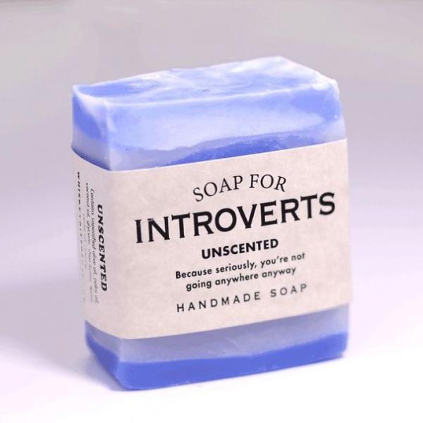 Las pastillas de jabón más simpáticas de la historia