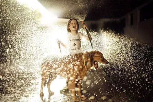 Fotografías que plasman el espíritu del verano y de la niñez