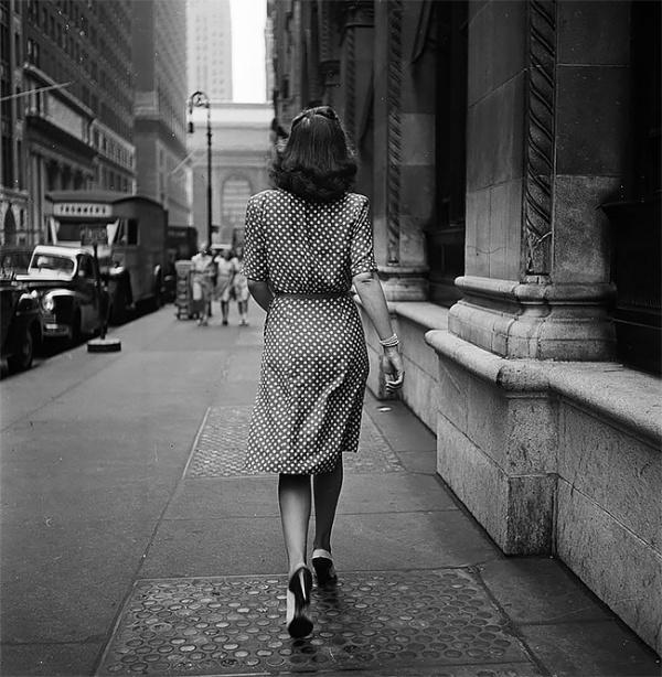 Fotografías del joven Stanley Kubrick que nos transportan a las calles del New York de los años 40