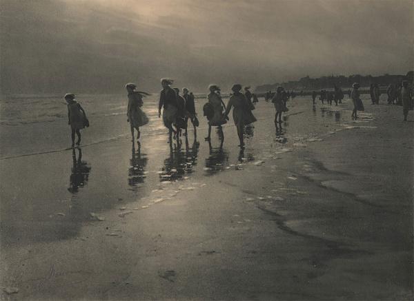Cuando las fotos parecían pinturas: Paisajes fotográficos de ensueño captados por Leonard Misonne
