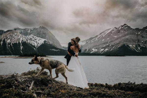 Las fotografías ganadoras del concurso al mejor lugar para casarse