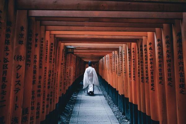 Fotografías que nos acercan la fascinante belleza de Japón