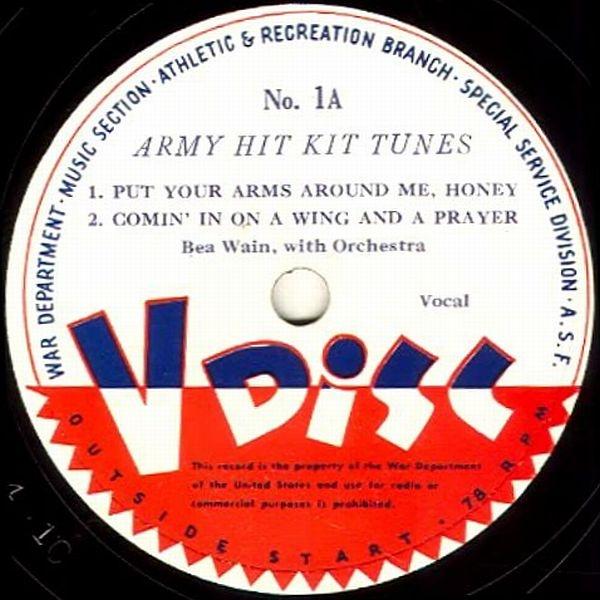 V-disc: Los discos de la victoria