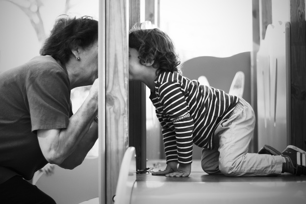 Abuelos, el mejor regalo del mundo. Un vídeo sobre una historia de amor