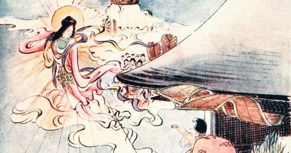 La leyenda del cortador de bambú y la princesa de la luna