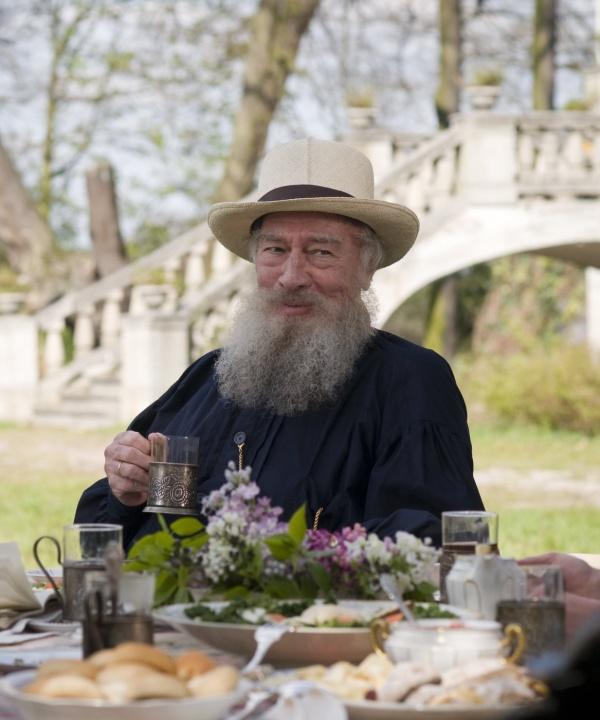 Tolstói y su contundente argumento para ser vegetariano