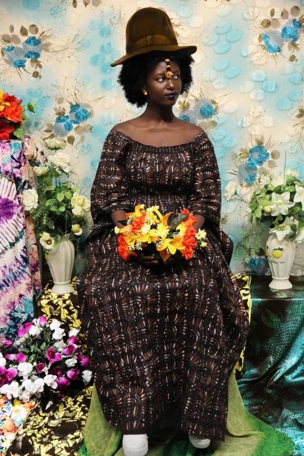 Excelentes retratos de jóvenes que no olvidan sus raíces africanas