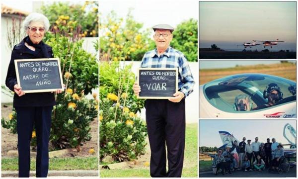 Antes de morir, yo quiero: Conmovedor proyecto en las que ancianos revelan sus últimos sueños