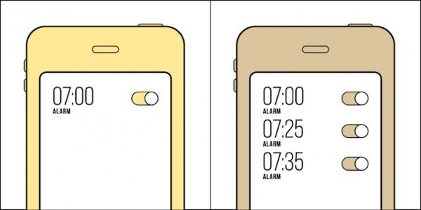 Inteligentes ilustraciones que muestran los dos tipos de personas que hay en el mundo