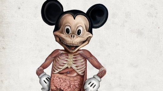 Inhuman Anatomy