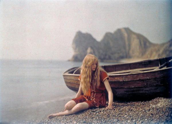 10 de las más antiguas fotografías en color nos muestran cómo era el mundo hace 100 años