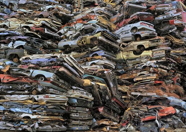 Documentando el consumo masivo: residuos y basura