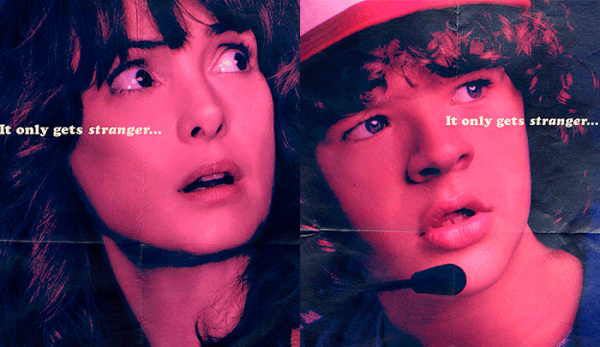 Estos son los pósters de la nueva temporada de Stranger Things