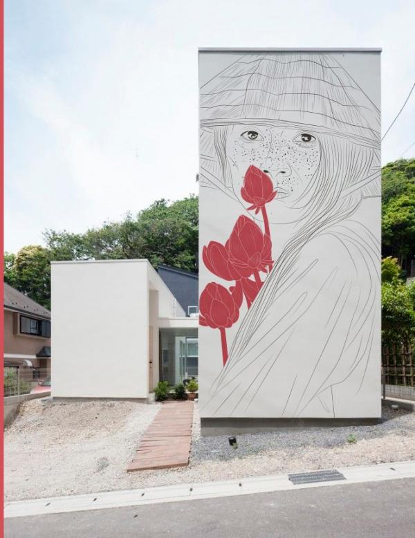 El arte urbano para revitalizar lugares obsoletos y pasados de moda