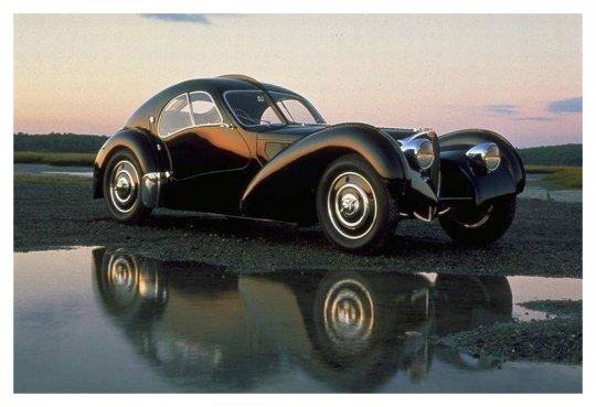 Bugatti Type 57SC Atlántico