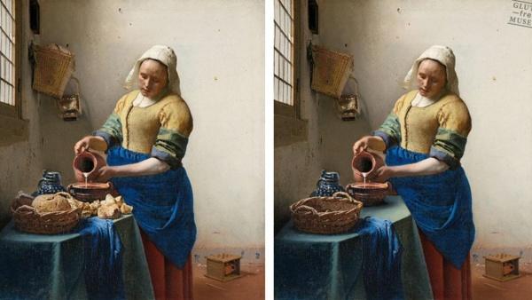 Disfrutemos de las versiones sin gluten de famosas obras de arte