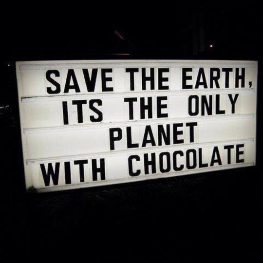 Salvad la Tierra