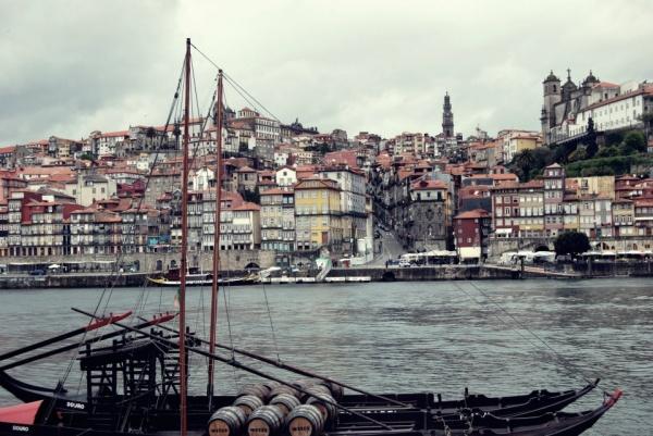 Rincones de la bella Oporto (y un fado de Amália Rodrigues)