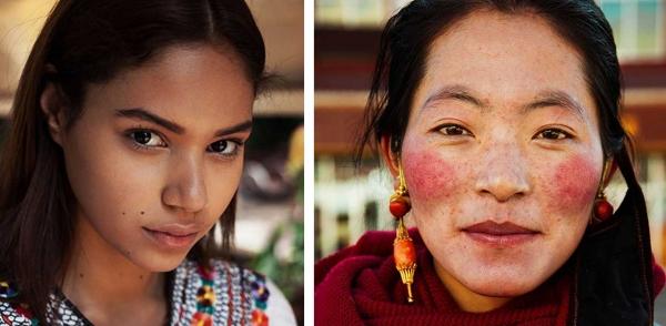He fotografiado a mujeres de 37 países para demostrar que la belleza está en todas partes