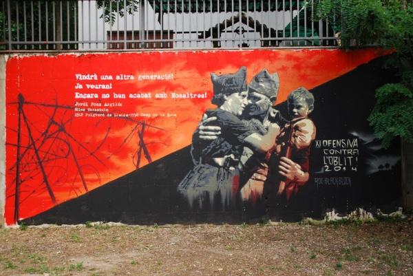 Roc Blackblock: El arte urbano como herramienta de compromiso social y político