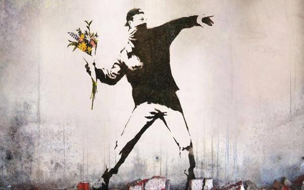 Banksy, parece que al fin se ha descubierto su identidad