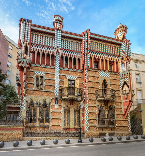 La primera casa diseñada por Gaudí abrirá como museo en su honor en Barcelona